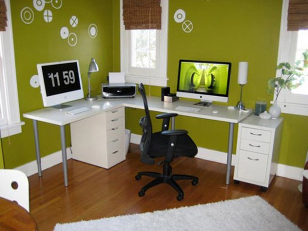 The Design Rule Of a Home Office