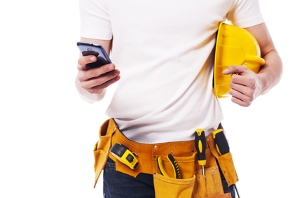 Home Improvement Apps Stunning With Construction Worker Cell Phone Pictures