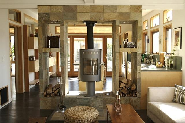 Decorate Your Home in Modern Rustic Style