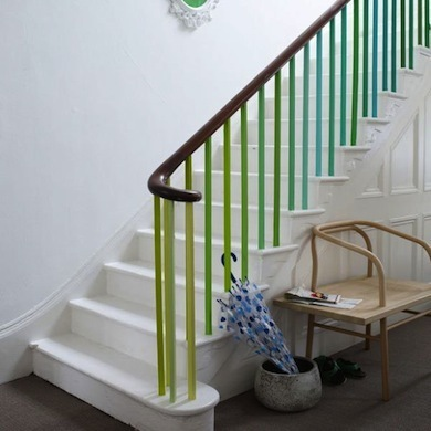 Revamp the staircase