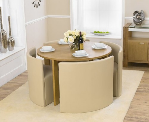 Credit: Dining Sets for Small Spaces | homede.net