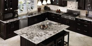 Make a Statement With Black Kitchen Cabinets