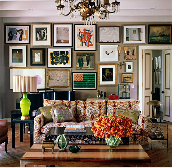 Photo Credits: Eclectic Interior | kristen buckingham
