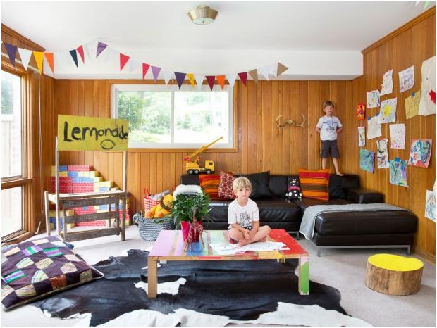 How to Turn Your Basement Into a Family-Friendly Game Room