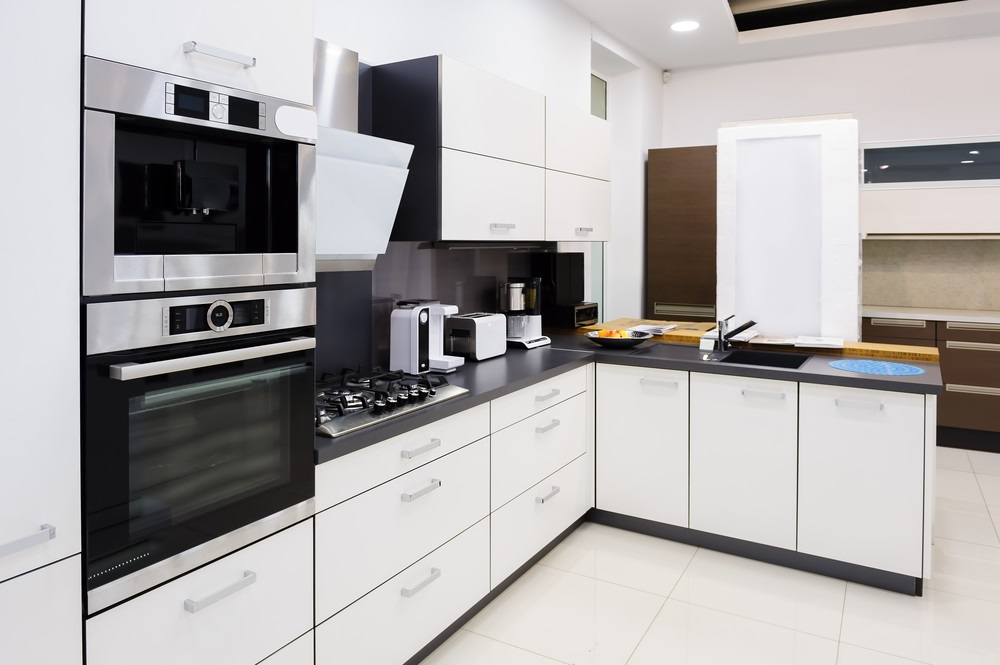 The Benefits of Repainting Kitchen Cabinets