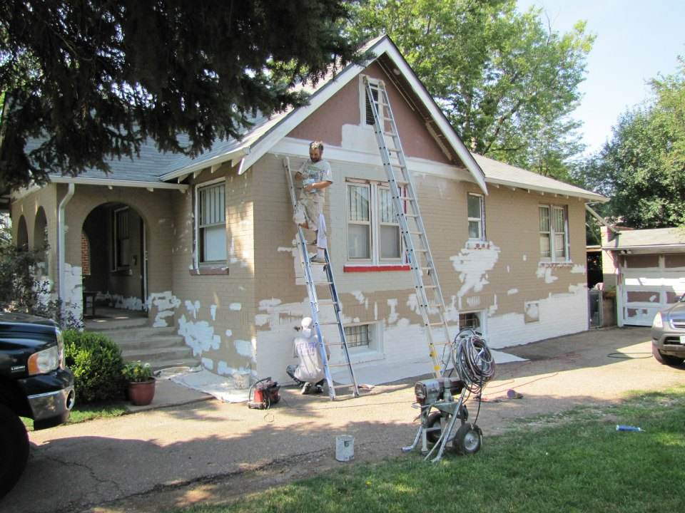 Hacks for Repainting Your Home Exterior (Infographic)