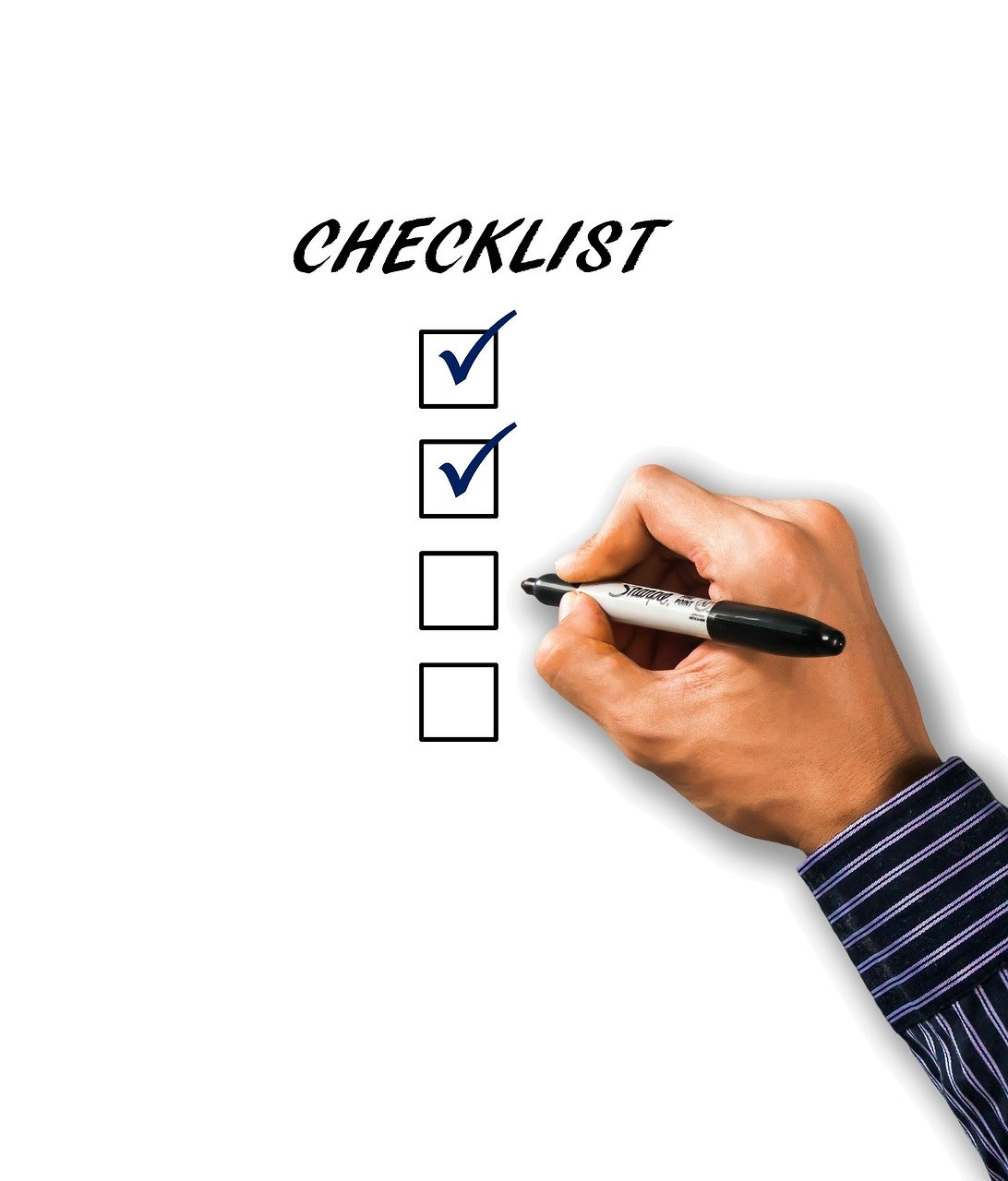What to include in a house renovation checklist