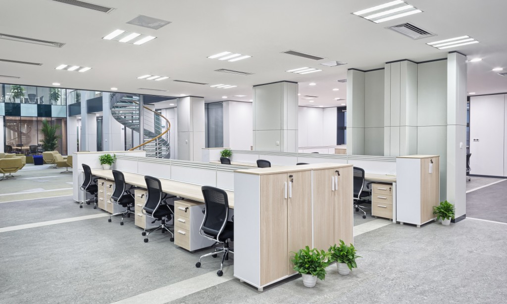 10 Renovations to Fit Out a Company Office