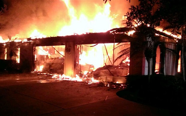 4 Most Common Ways A House Fire Is Started