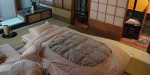 The Advantages and Disadvantages of Sleeping on a Japanese Futon