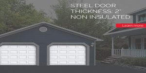 How to know when its time to replace your garage door