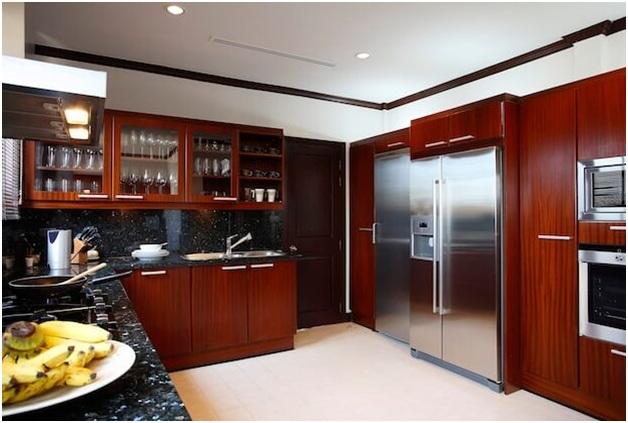 Best ways to clean the kitchen cabinets