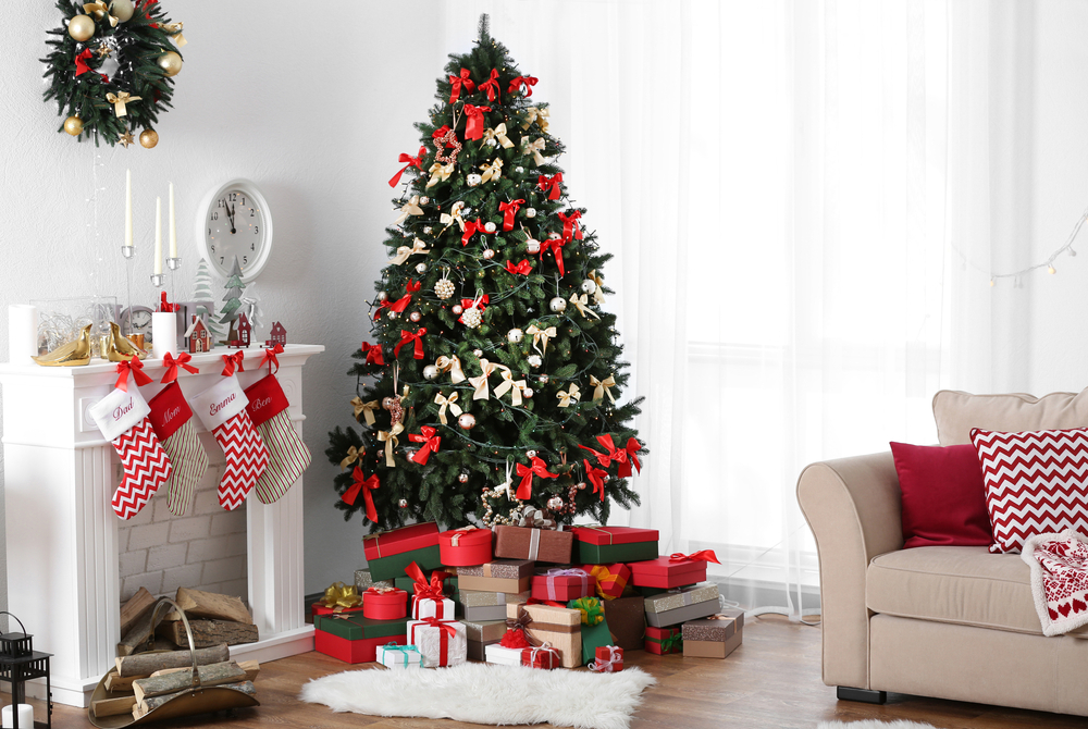 Top 9 Tips To Make Your Christmas Interior Design